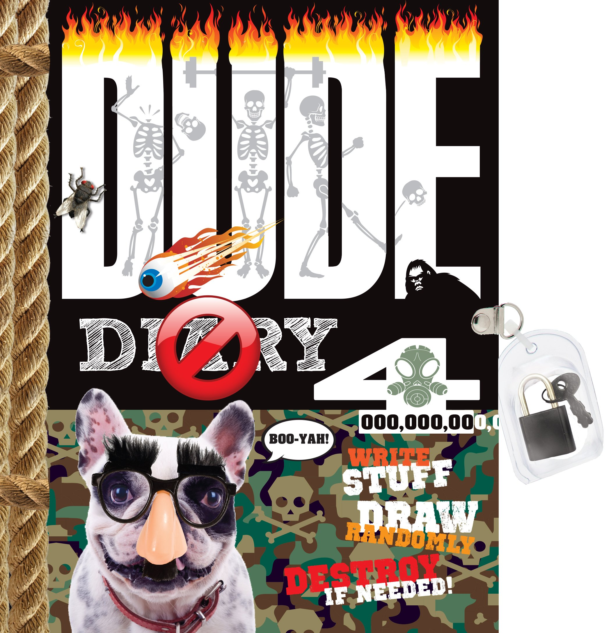DUDE Diary 4 PDF