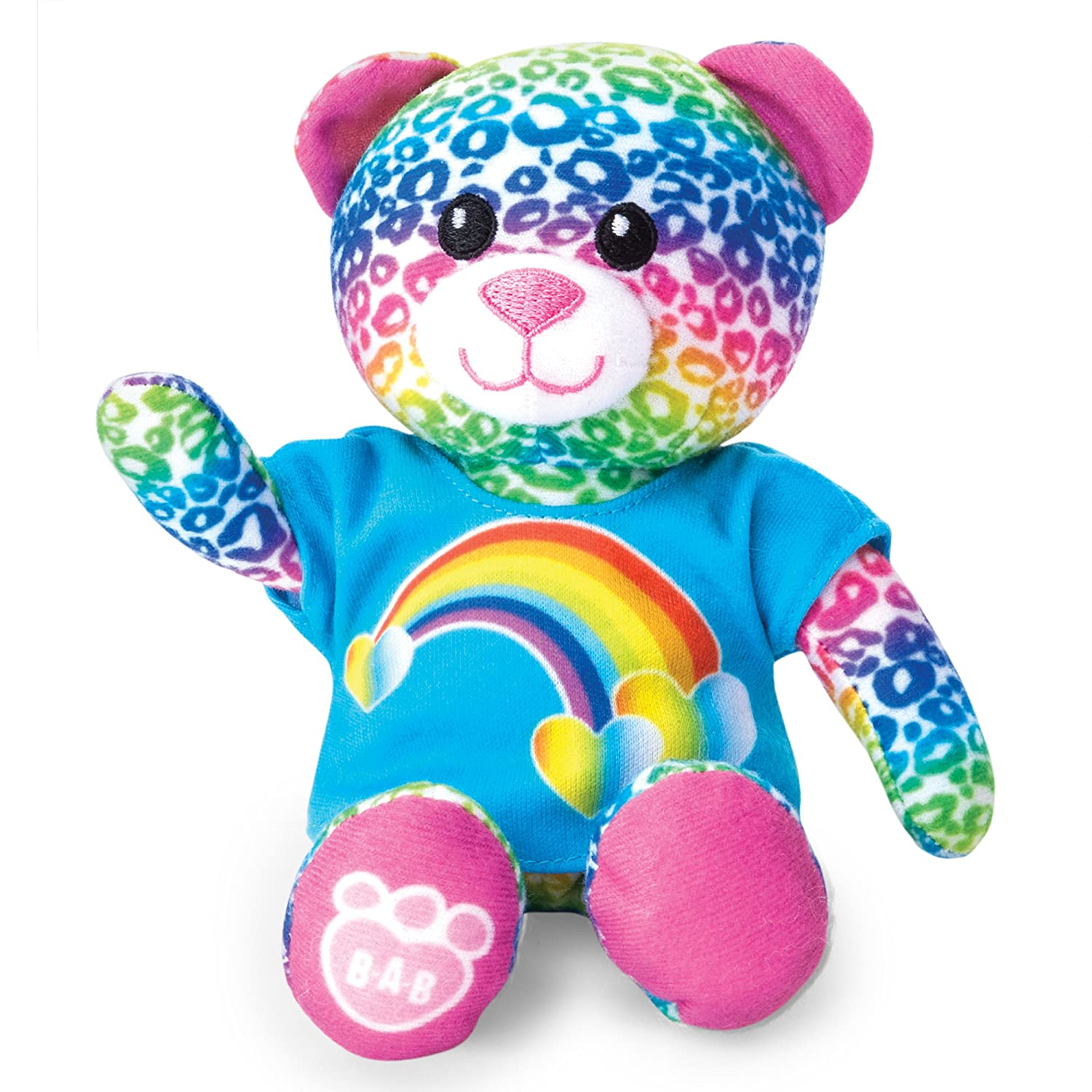 Amazon Com Build A Bear Workshop Stuffing Station By Spin Master Edition Varies Brown Or Rainbow Toys Games