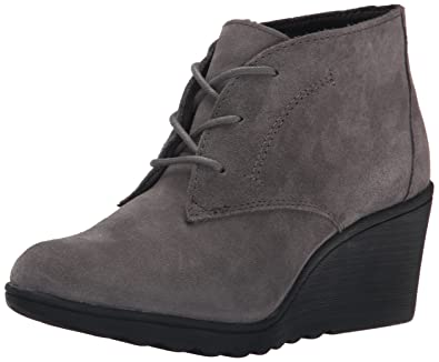 White Mountain Women's Kahlua Boot, Dark Charcoal, ...