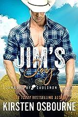 Jim's Joy (Cowboys of Cauldron Valley Book 3) Kindle Edition