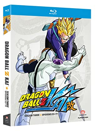 amazon co jp dragon ball z kai season 3 blu ray import dvd