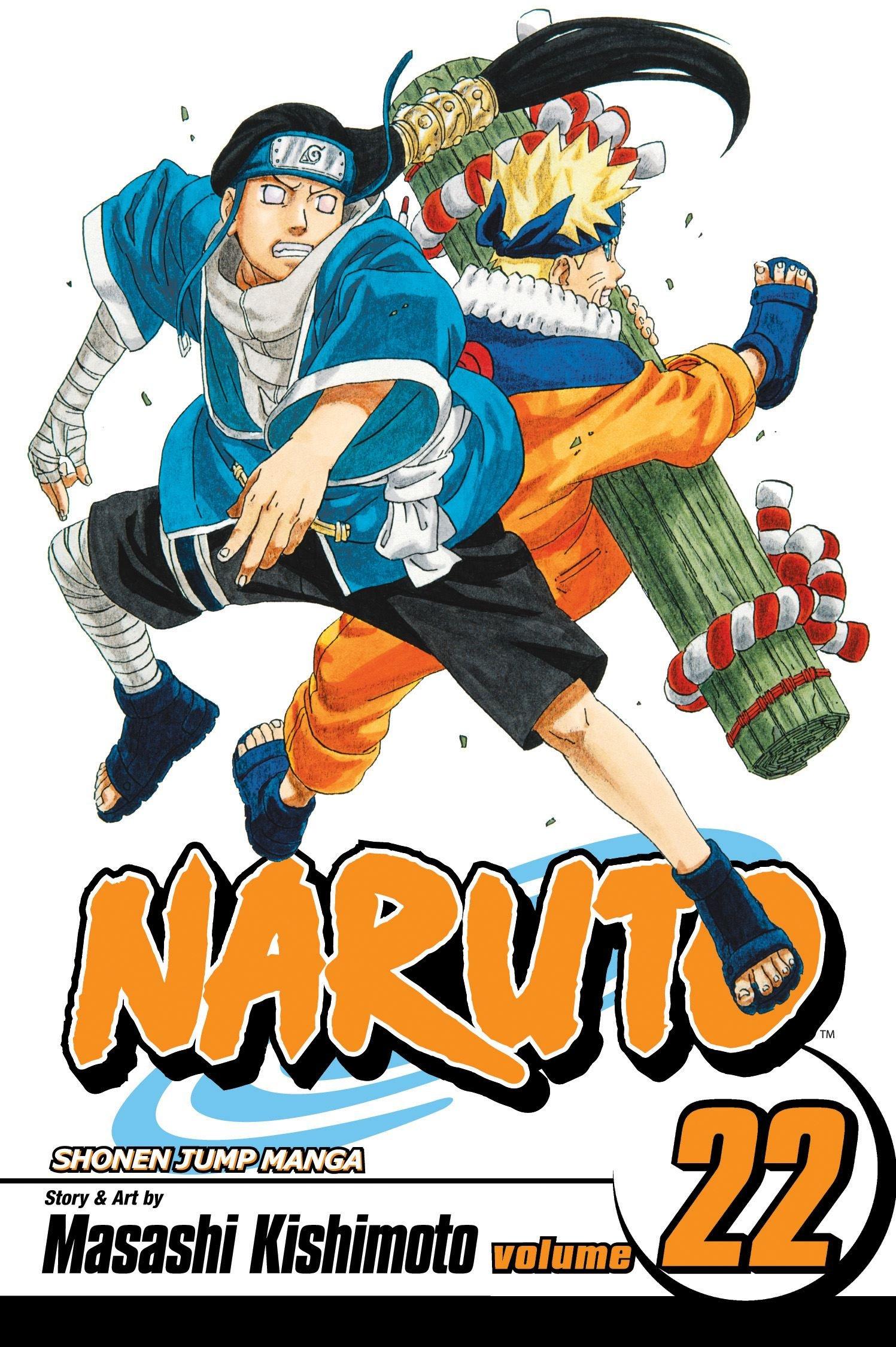 Naruto, Vol. 22: Comrades pdf