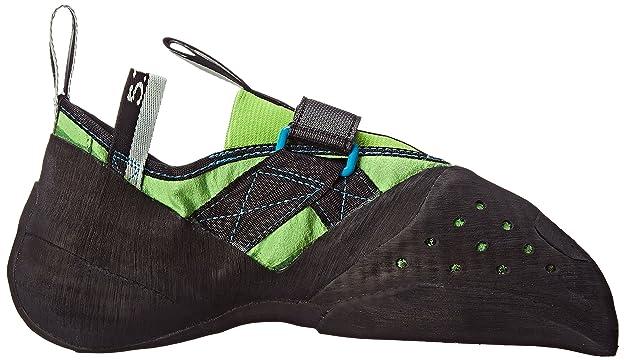 Five Ten Team VXI Zapatillas de Escalada, Color Verde, Talla EU 40: Amazon.es: Zapatos y complementos