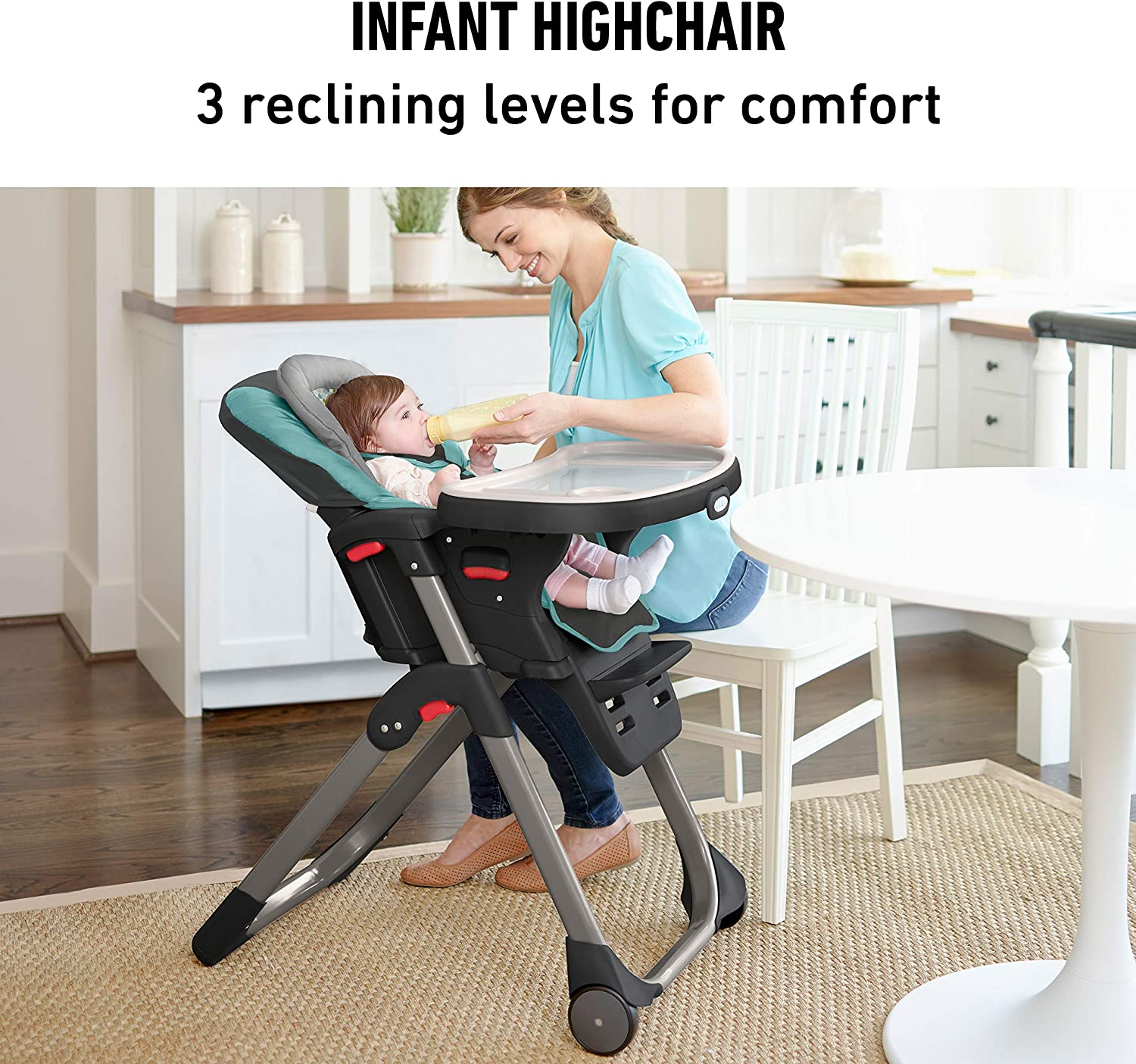 Graco Duo Diner LX Highchair Groove