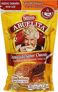 nestle Abuelita Granulated Hot Chocolate Drink Mix, 11.2 Ounce