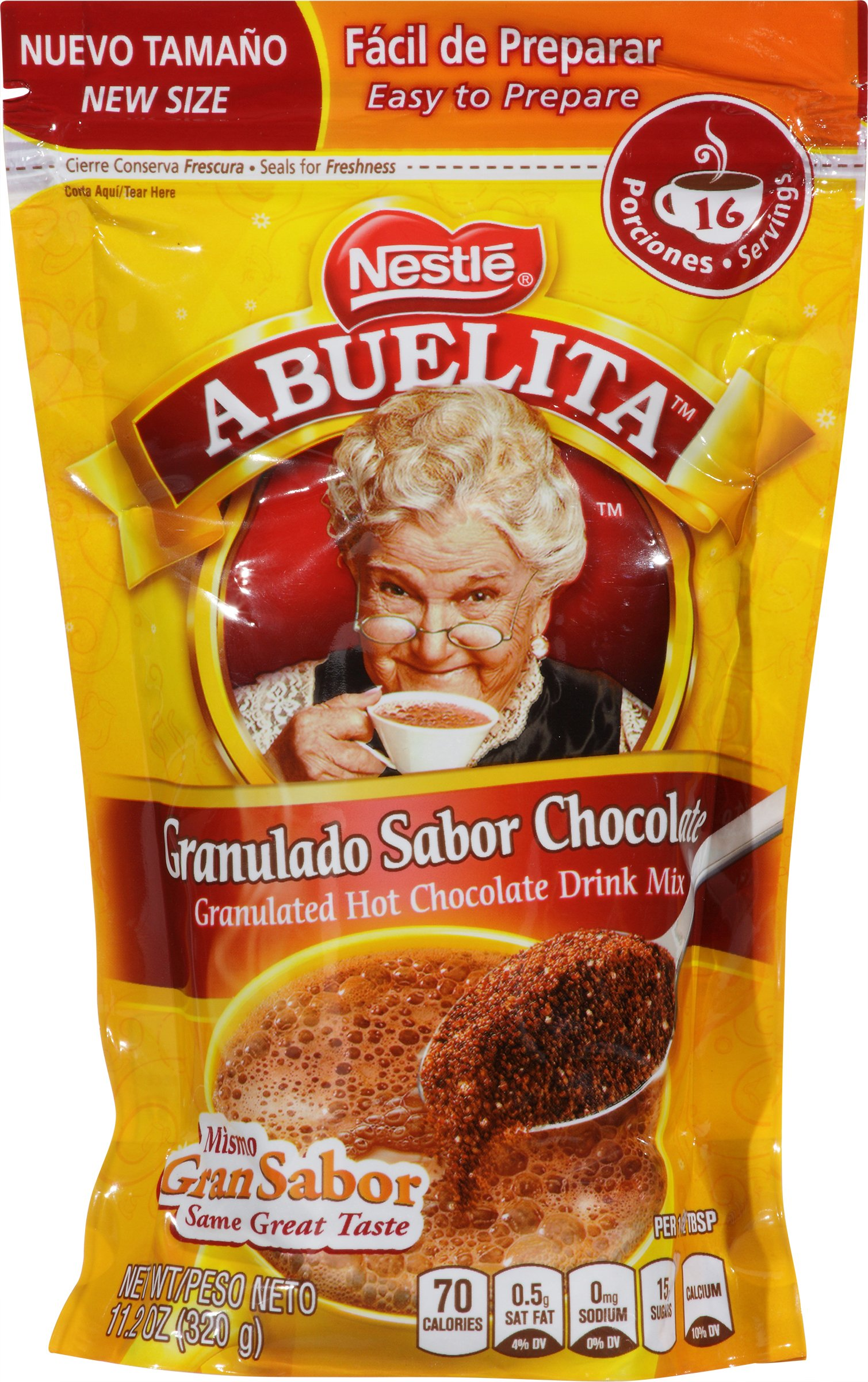 how to make nestle abuelita hot chocolate