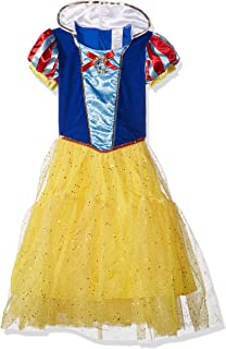 Deluxe Disney Princess Snow White Costume, One Color, Small/4-6X