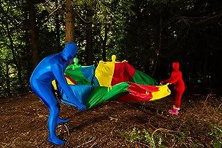 Parachute–élan Lingettes dans différentes tailles–Enfant Jardin