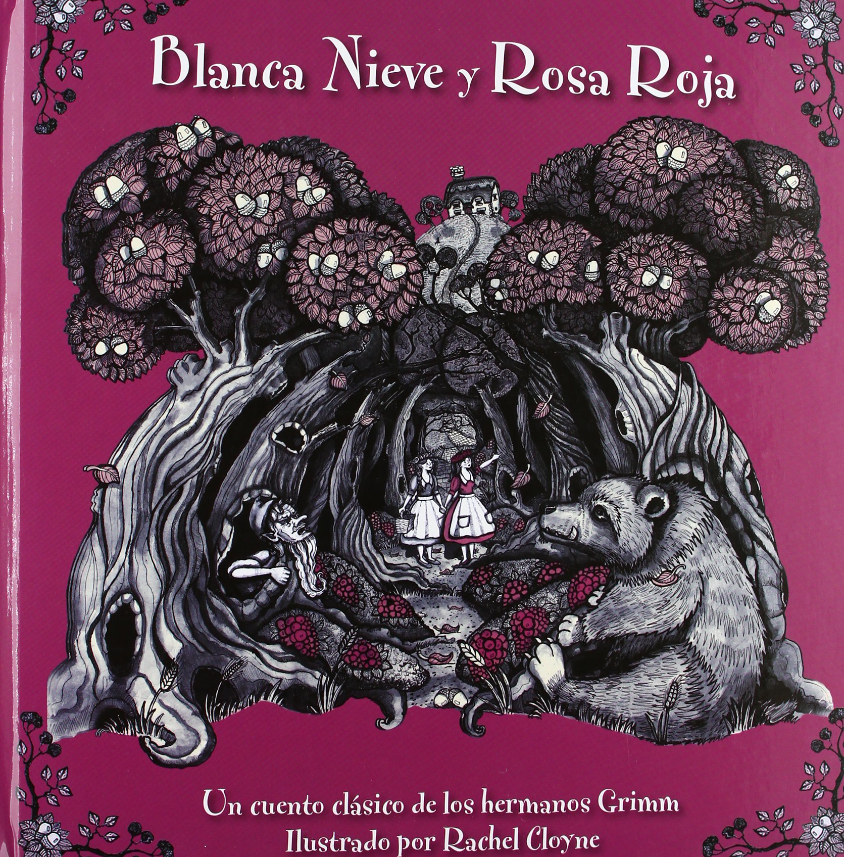 Blanca nieve y Rosa roja (Infantil Y Juvenil): Amazon.es ...