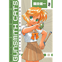 Gunsmith Cats Revised Edition Volume 2 (English Edition)