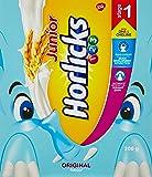 Junior Horlicks Stage 1 Health & Nutrition drink - 200 g Refill pack (Original flavor)