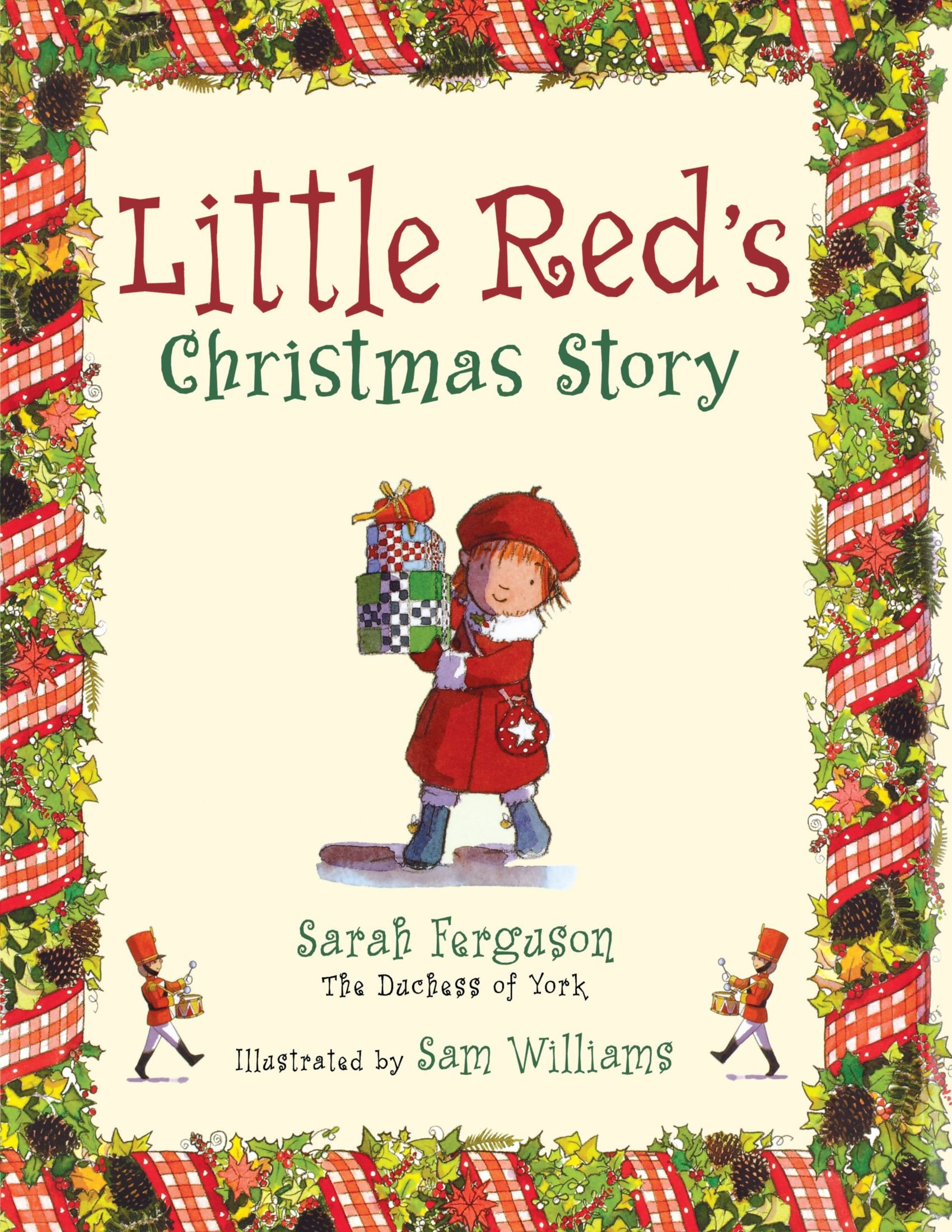 Read Online Little Red's Christmas Story PDF