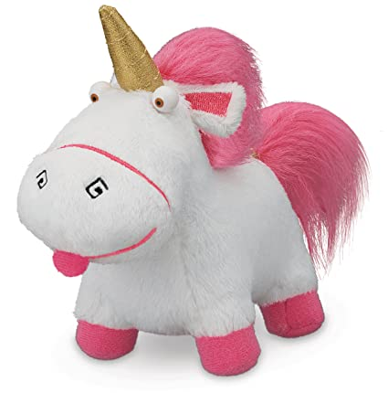 Despicable Me Fluffy Unicorn 5 Plush