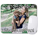 Personalized Mouse Pad - Add Your Photo, Logo, or Design. Customized to Your Specifications. Beautiful Vivid Detailed…