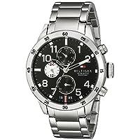 Men's 1791141 Cool Sport Analog Display Quartz Silver Watch