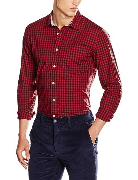 Dockers Stretch Oxford Shirt Camicia Uomo