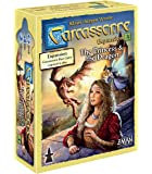 Z Man Games Carcassonne 3 Princess and Dragon (2016 English Edition)