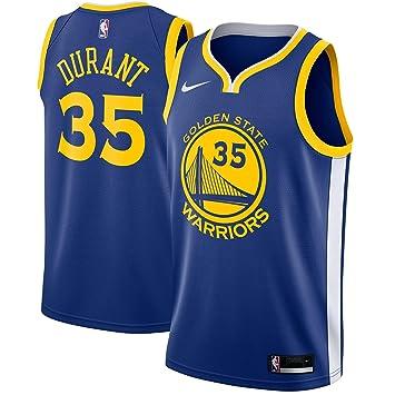 buy popular 82ea4 63aad Amazon.com : Nike Kevin Durant Golden State Warriors NBA ...