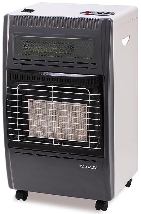 Estufa gas infrarrojos termoventilata larel Válvula Seguridad 4200 W
