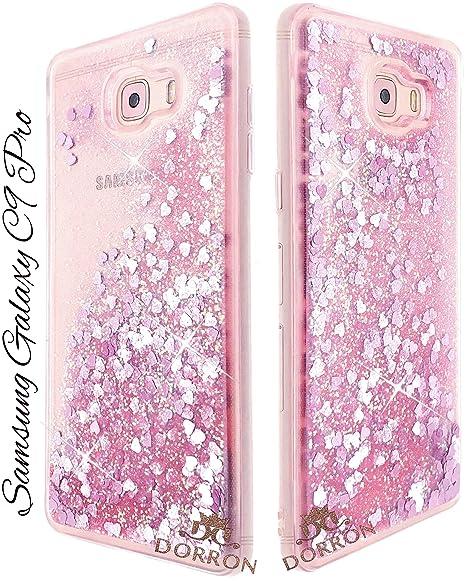 715479b85 DORRON Glitter Bling Designer Transparent Liquid  Amazon.in  Electronics