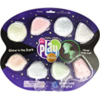 Playfoam Glow-in-the-Dark Paquete de 8 unidades