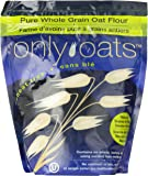 Only Oats Pure Whole Grain Oat Flour, 1Kg