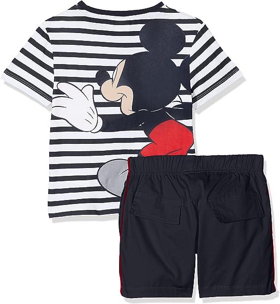 Mickey Mouse Fun Mickey Completo Sportivo Bambino