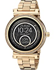 Michael Kors Damen Smartwatch Sofie MKT5021