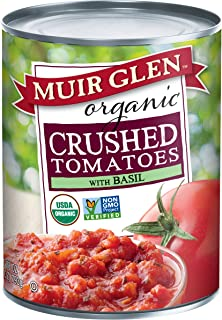 product image for Muir Glen, Tomatoes Crushed With Basil Organic, 28 Ounce
