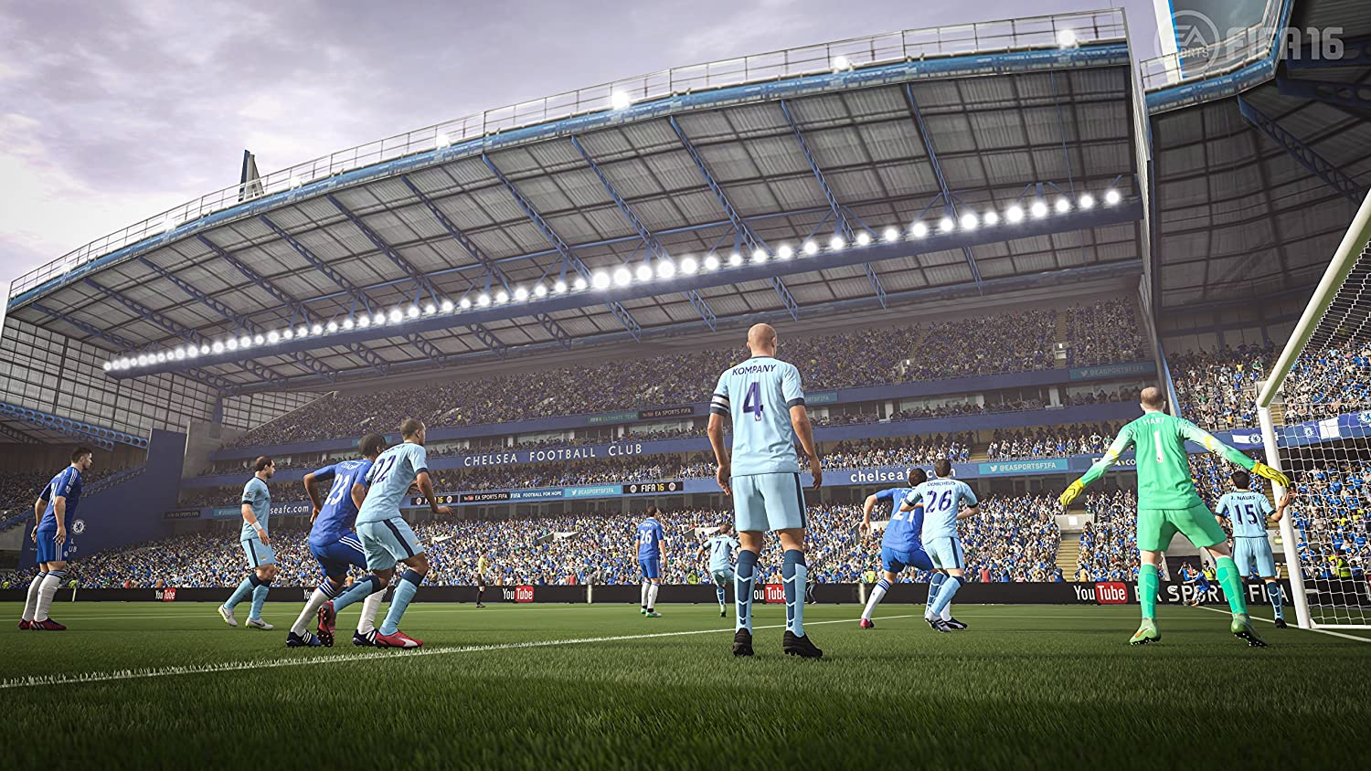 FIFA 16 - Standard Edition: playstation 4: Amazon.es ...