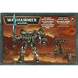 Warhammer 40,000 Grey Knights Nemesis Dreadknight (1 Figure, 2011)