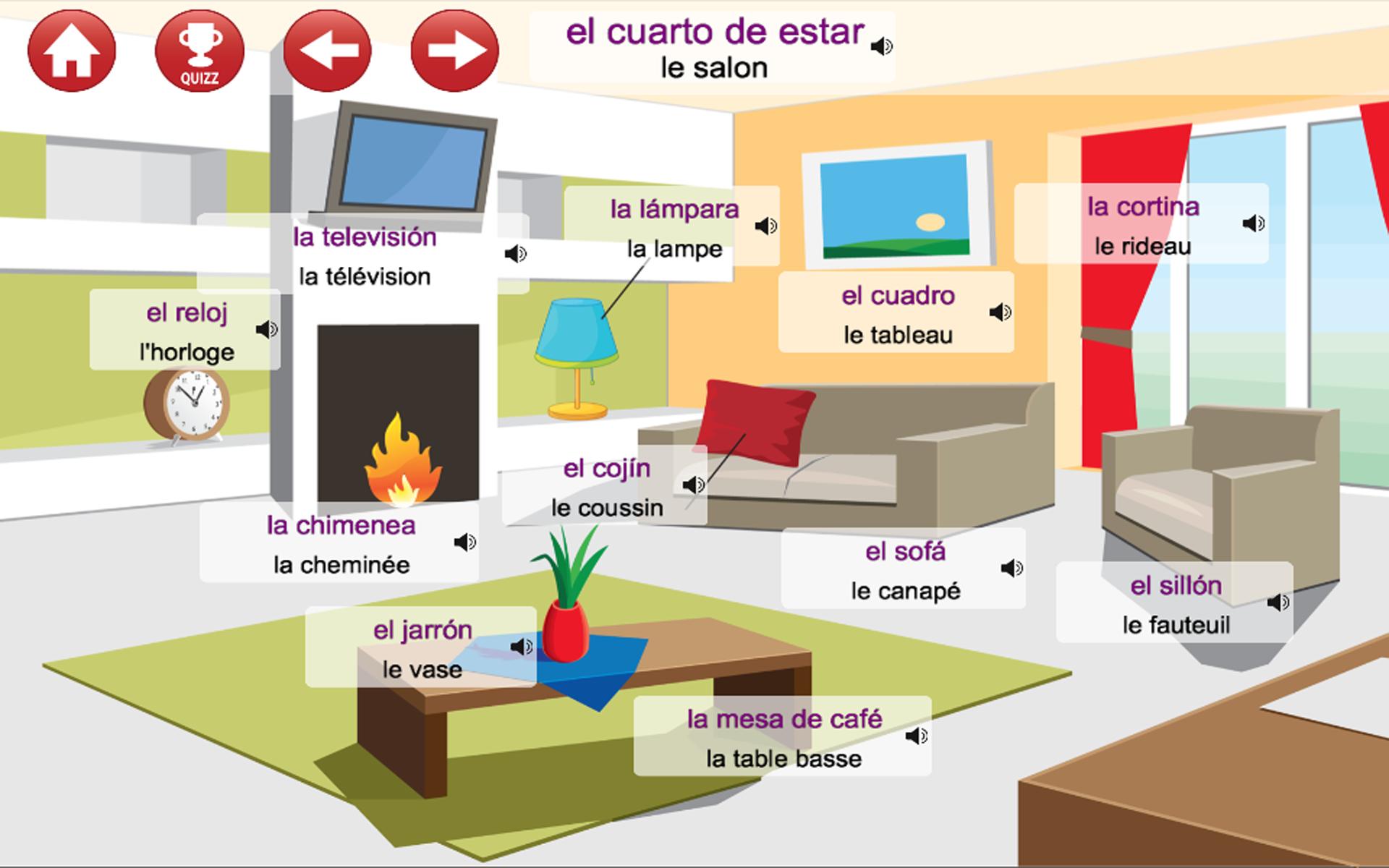 Amazon.com: Learn Spanish: Listen, Speak and Play: Appstore ...