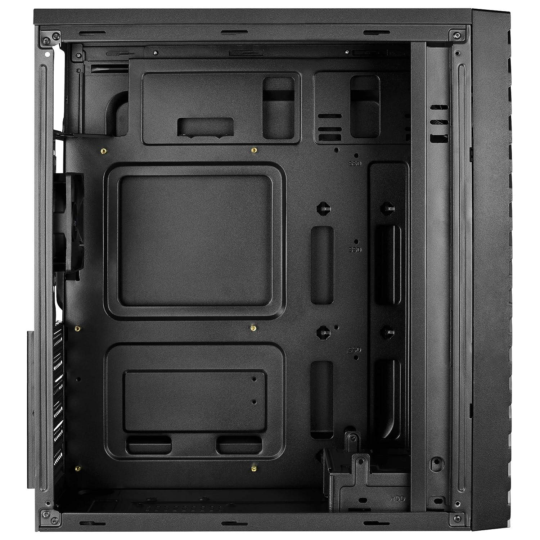 Aerocool STREAK PC Box ATX RGB 18 Modes Side Panel Fan 80mm
