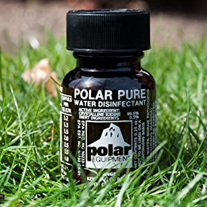 Polar Pure Iodine Water Filter Purifier