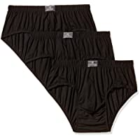 Jockey Men's Cotton Brief (Pack of 3)