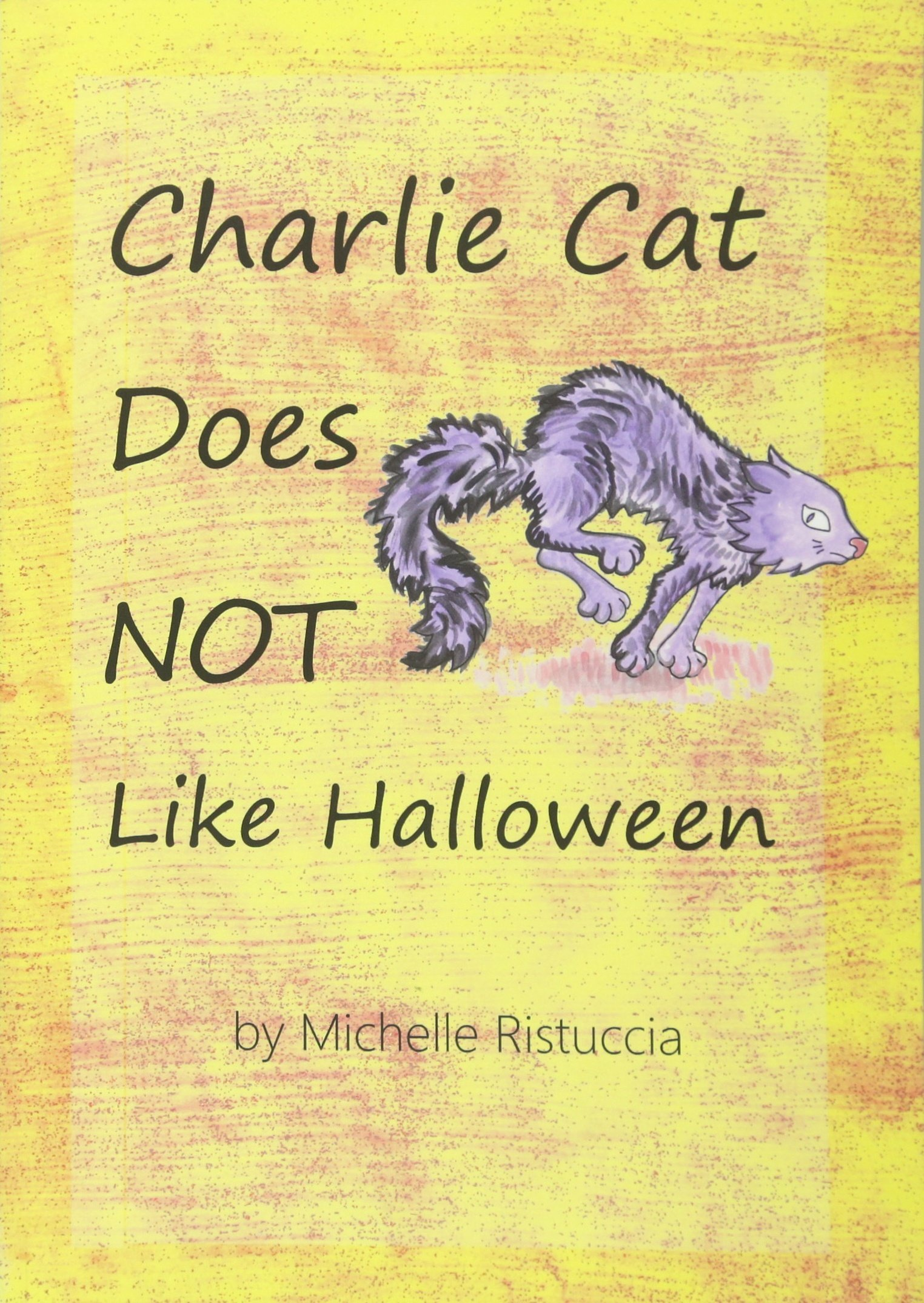 Download Charlie Cat Does NOT Like Halloween pdf