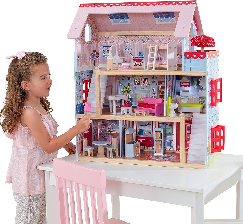 Multi plastica Trim Dolls House