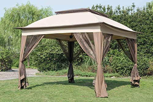 Sunjoy 110109237 Replacement Canopy Set