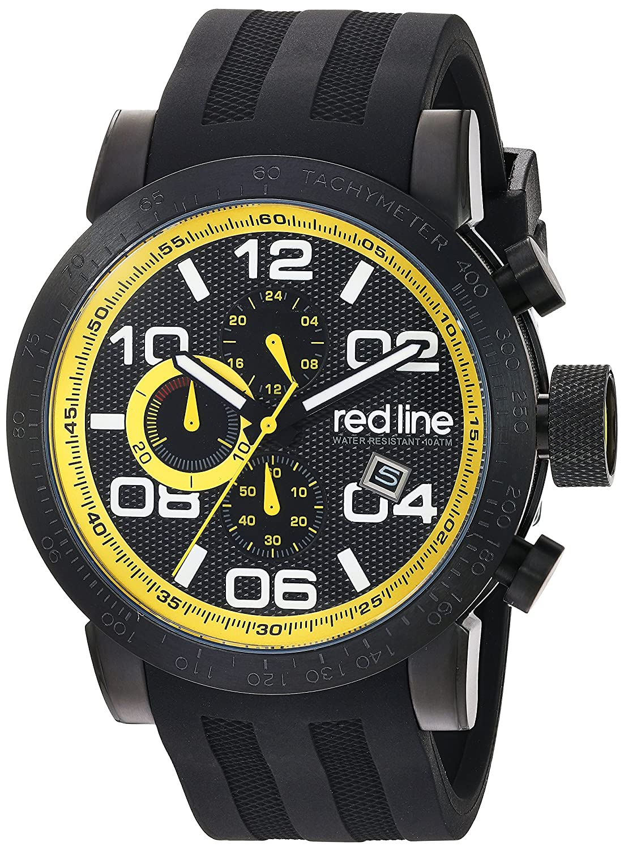 Redline Herren-Armbanduhr RL-50068-BB-01-YDR