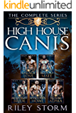 High House Canis: The Complete Wolf Shifter Box Set