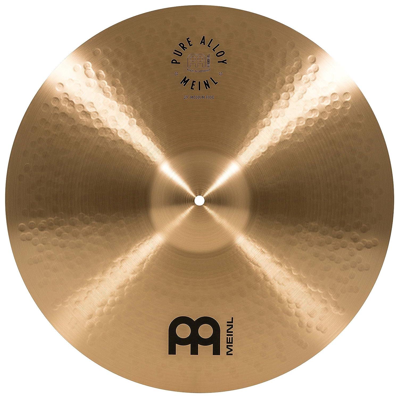 MEINL Cymbals マイネル Pure Alloy Series ライドシンバル 20