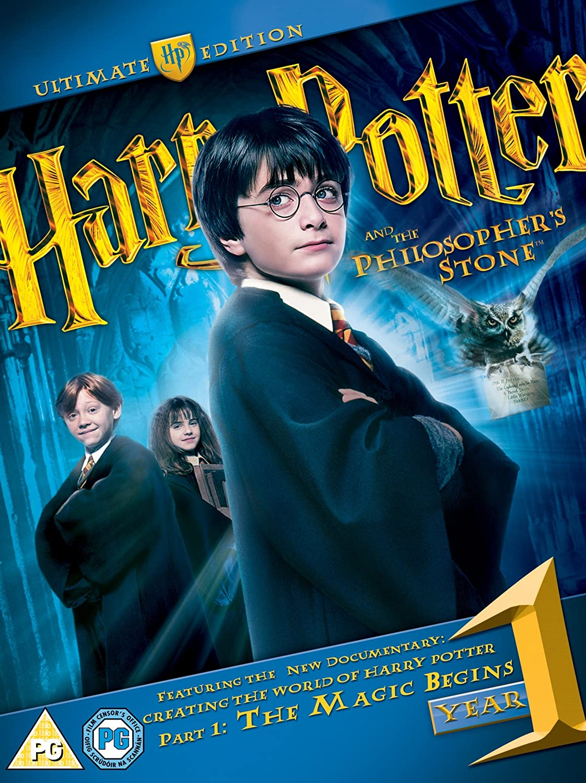 Philosopher S Stone,the [Reino Unido] [Blu-ray]: Amazon.es: Harry Potter [ Blu-Ray, Dvd]: Cine y Series TV