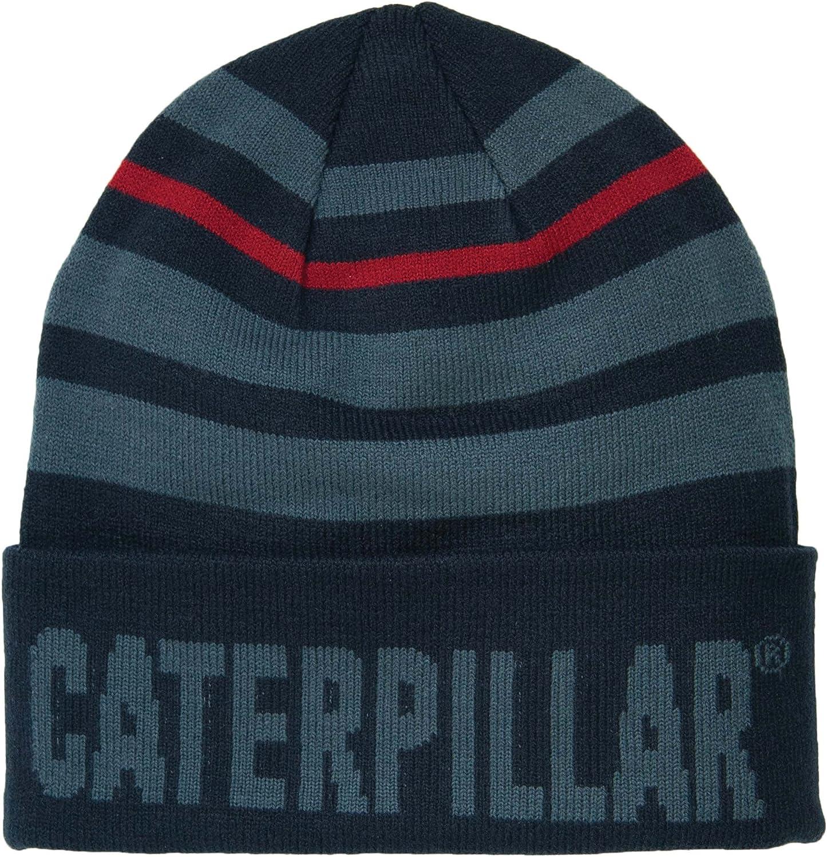 Caterpillar Tumbler cappello a maglia Uomo