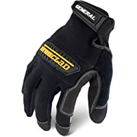 Ironclad General Utility Work Gloves GUG, All-Purpose, Performance Fit, Durable, Machine Washable, Sized XS, S, M, L, XL…