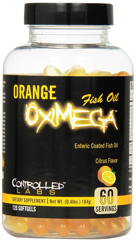 Brilliant Gardinen Alternative Ideen Von Conceptreview: Controlled Labs Orange Oximega Fish Oil,