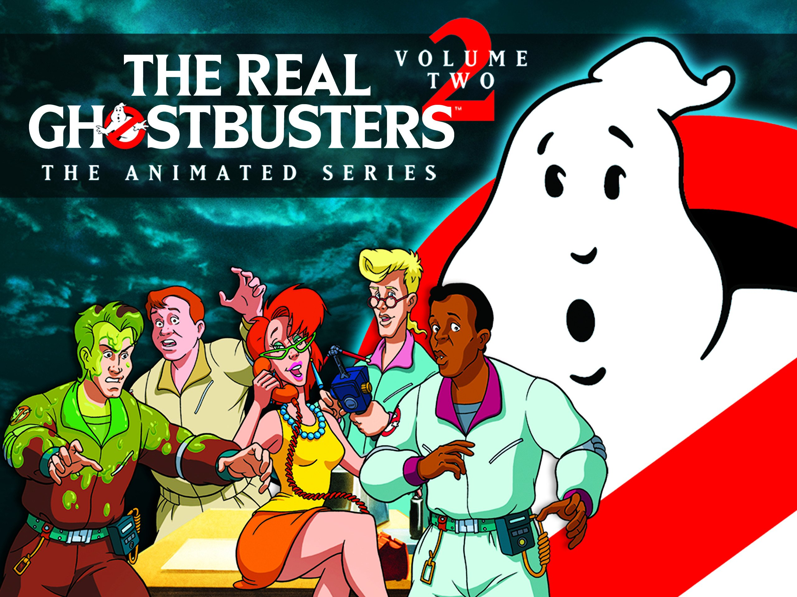 Watch The Real Ghostbusters Volume 2 Prime Video