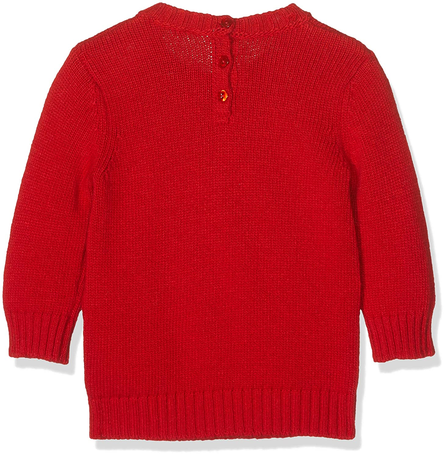 United Colors of Benetton Baby-M/ädchen Pullover Sweater L//S