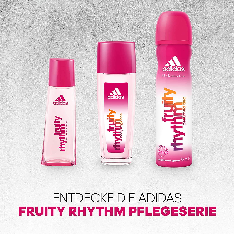 Adidas Fruity Rhythm Eau de Toilette para Mujer - 50 ml: Amazon.es: Belleza