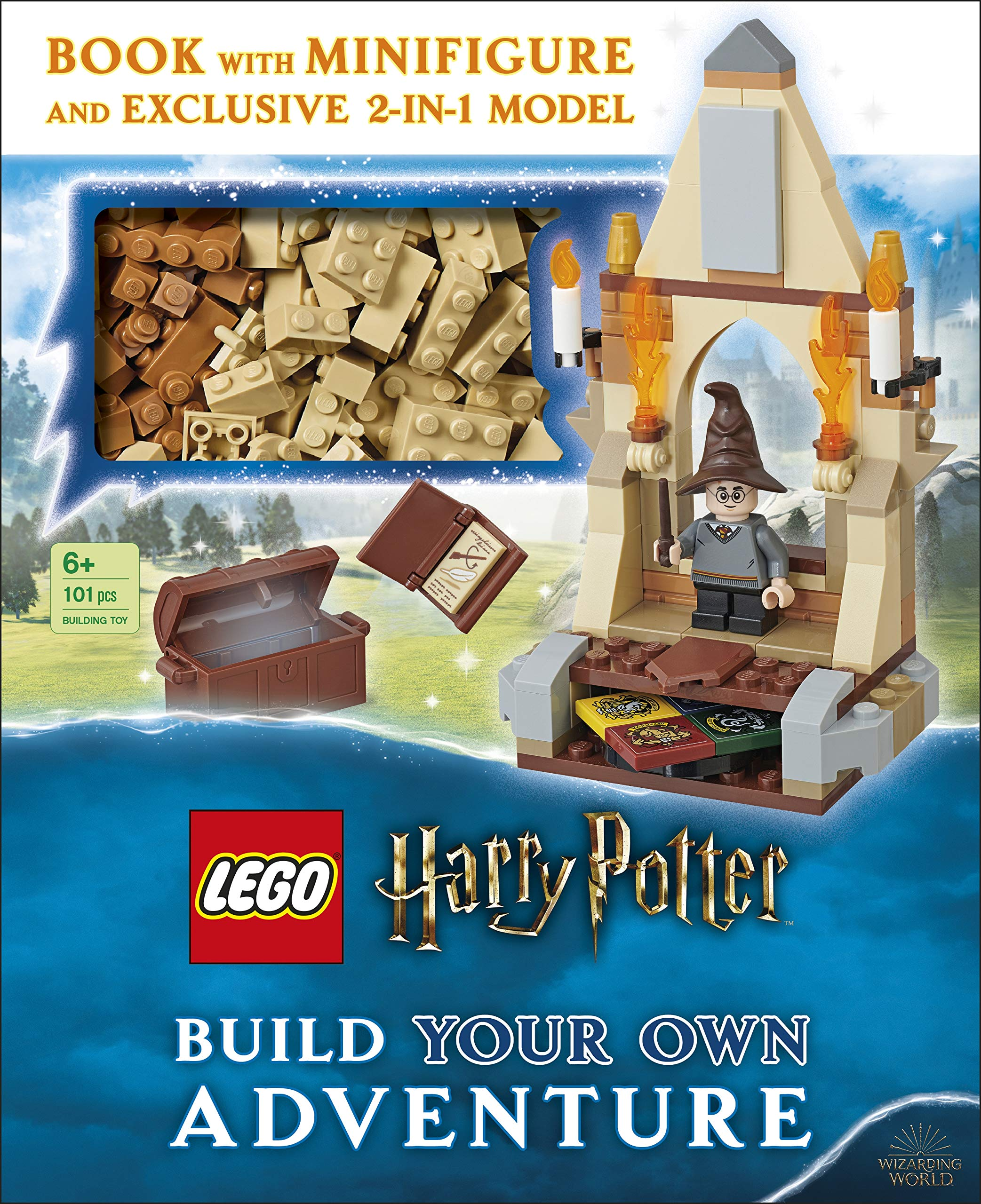 Lego Harry Potter Build Your Own Adventure With Lego Harry Potter