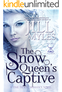 the snow queens captive once upon a time travel book